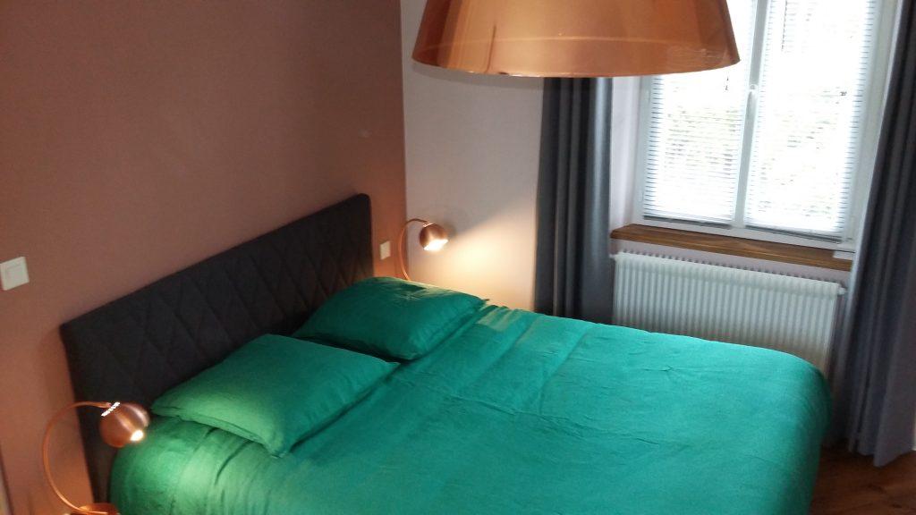 Guesthouse les Jacquemarts normands - Paquet Sivière bedroom