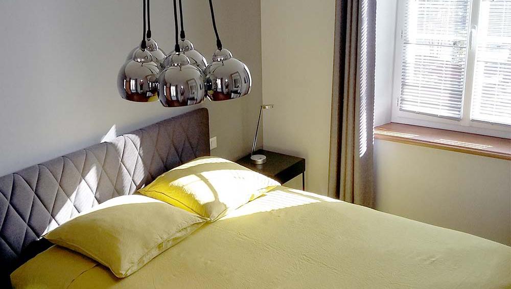Guesthouse les Jacquemarts normands - Houzou Benard bedroom